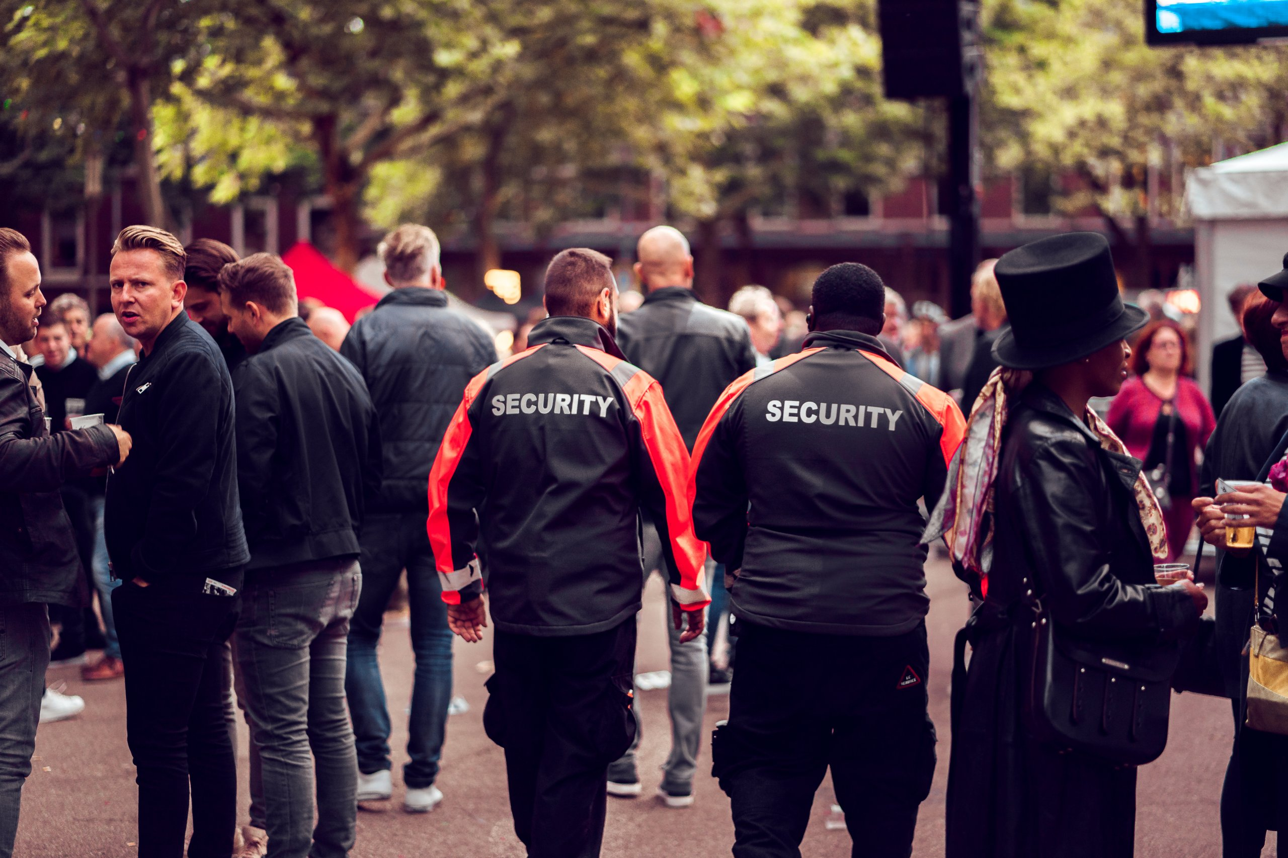 Opleiding evenementenbeveiliger (Event Security Officer)