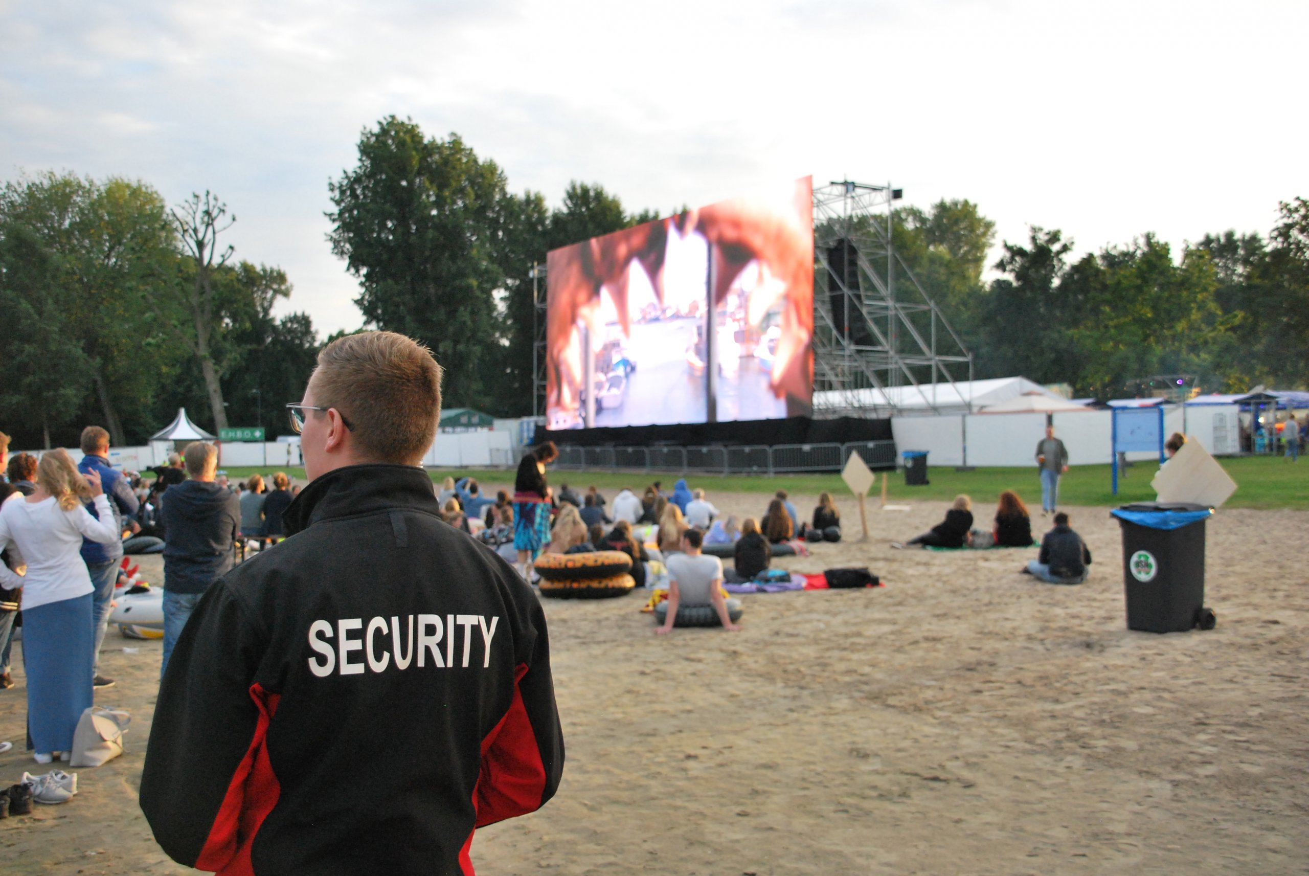 Evenementenbeveiliger - Security Management Group BV