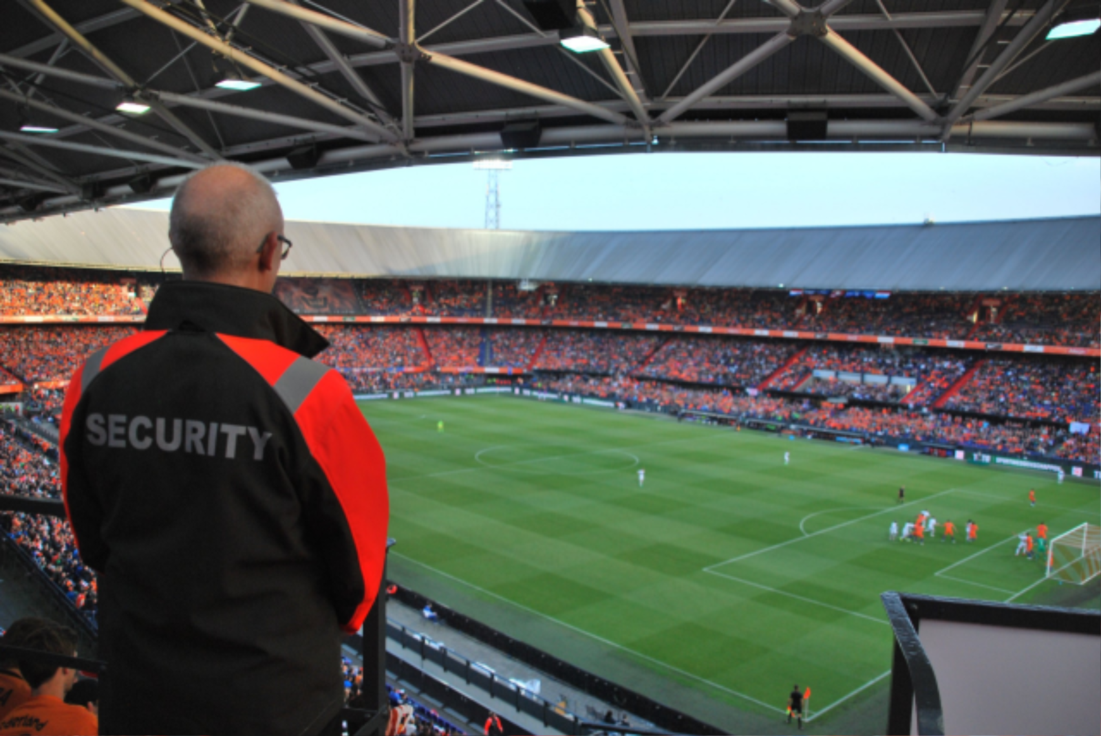 voetbalsteward - Security Management Group BV